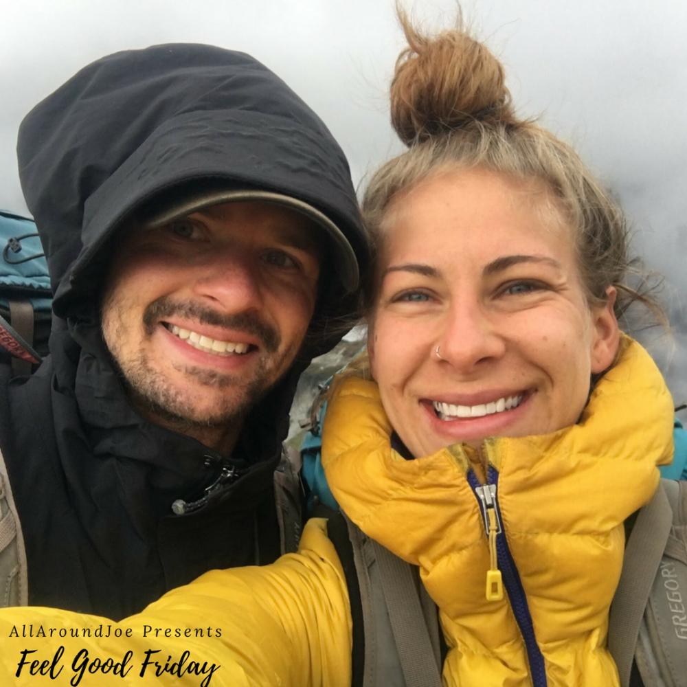 Feel Good Friday – Sahale Glacier
