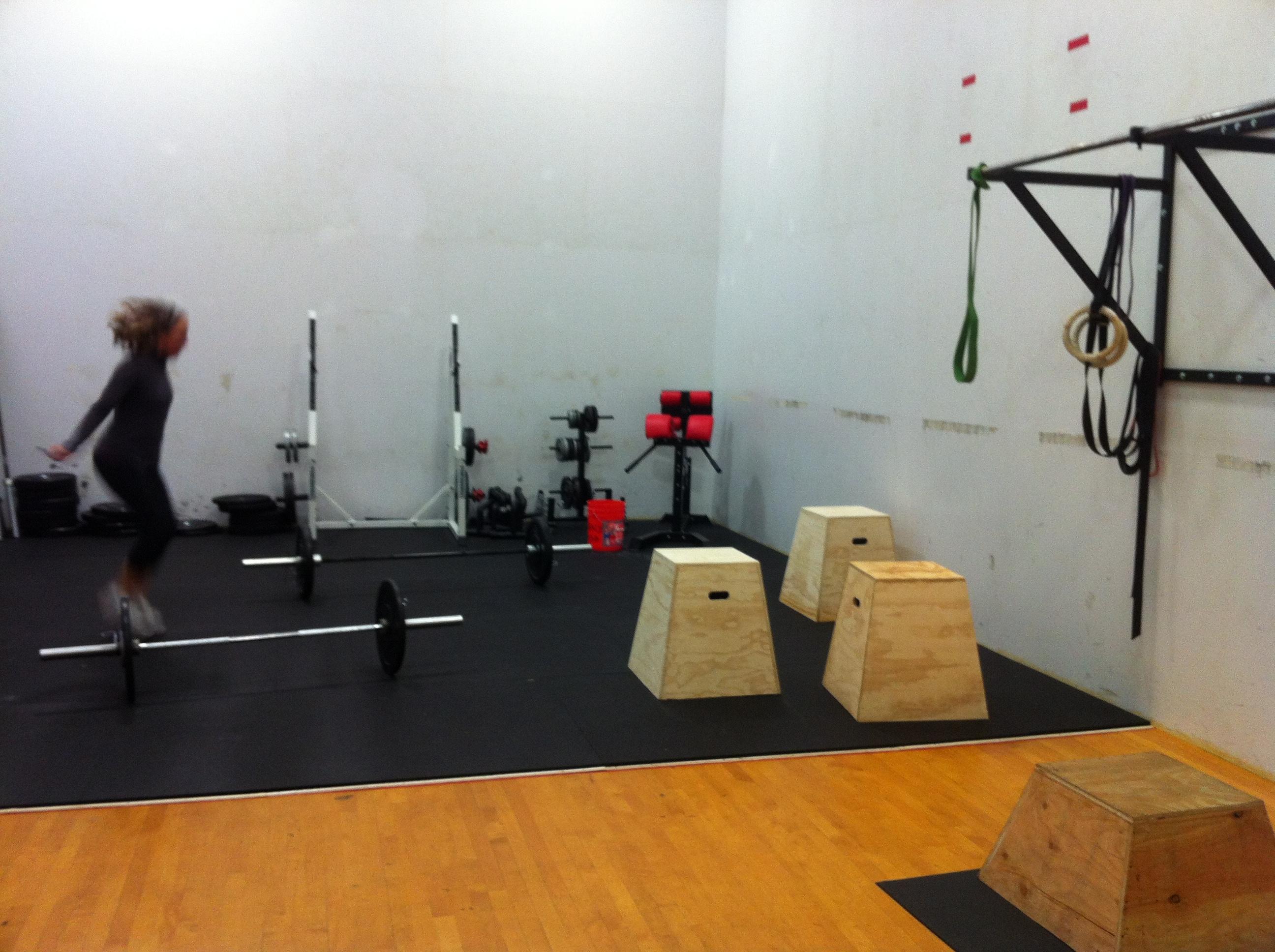Rad Birthday Workout (WOD) at Mercer Island CrossFit