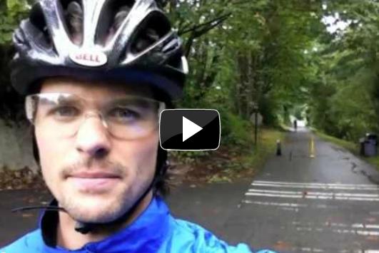 CrossFit Endurance & Seattle Biking in the Rain