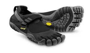 Vibram Five Fingers KSO Treksport Shoe Review