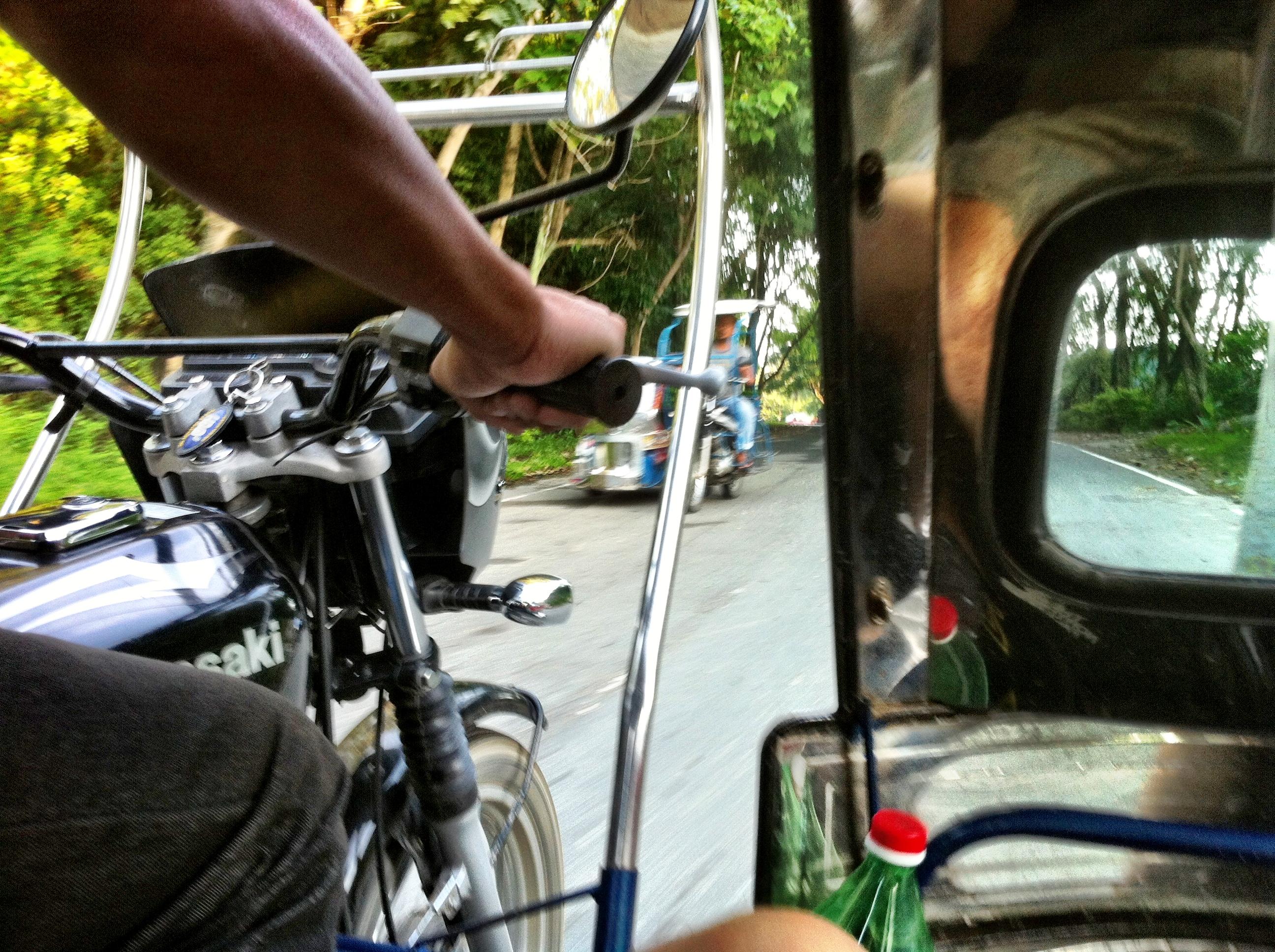 Journey Back to Manila & CrossFit Manila