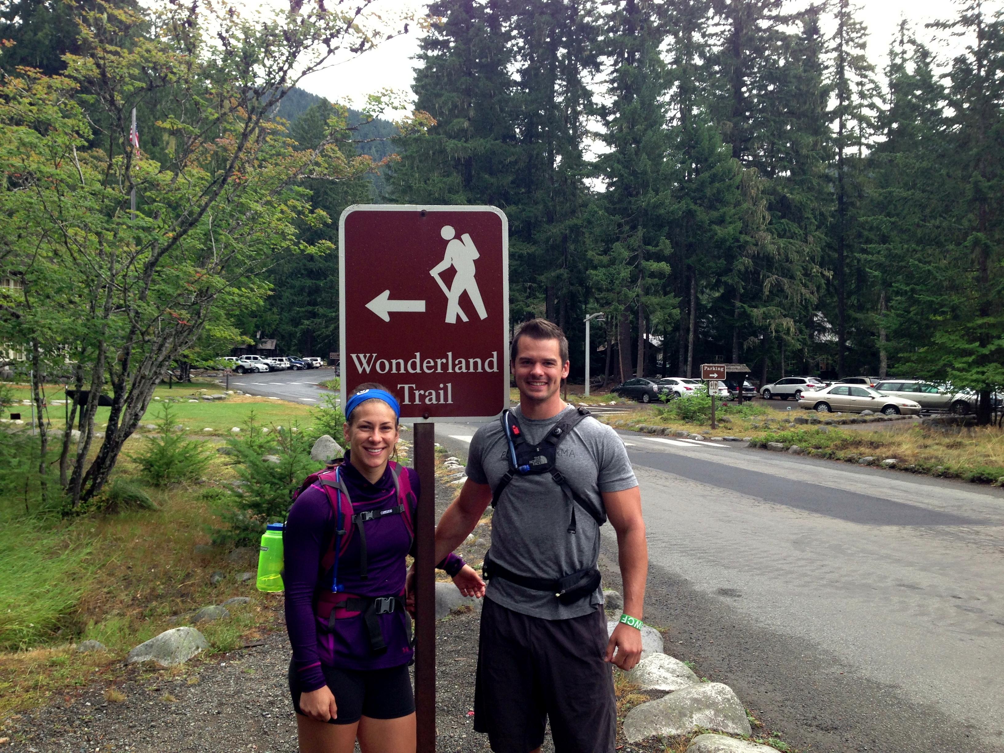 The Wonderland Trail in 3 Days (Day 1)