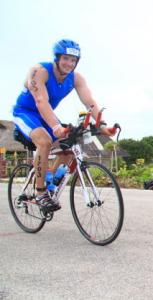 Second Ironman (Cozumel)