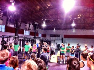 CrossFit Open at Invictus