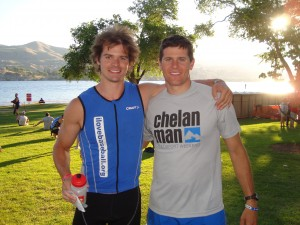 First Olympic Tri