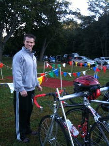 First Triathlon