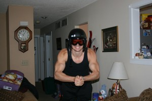 Started doing intense CrossFit workouts 2010