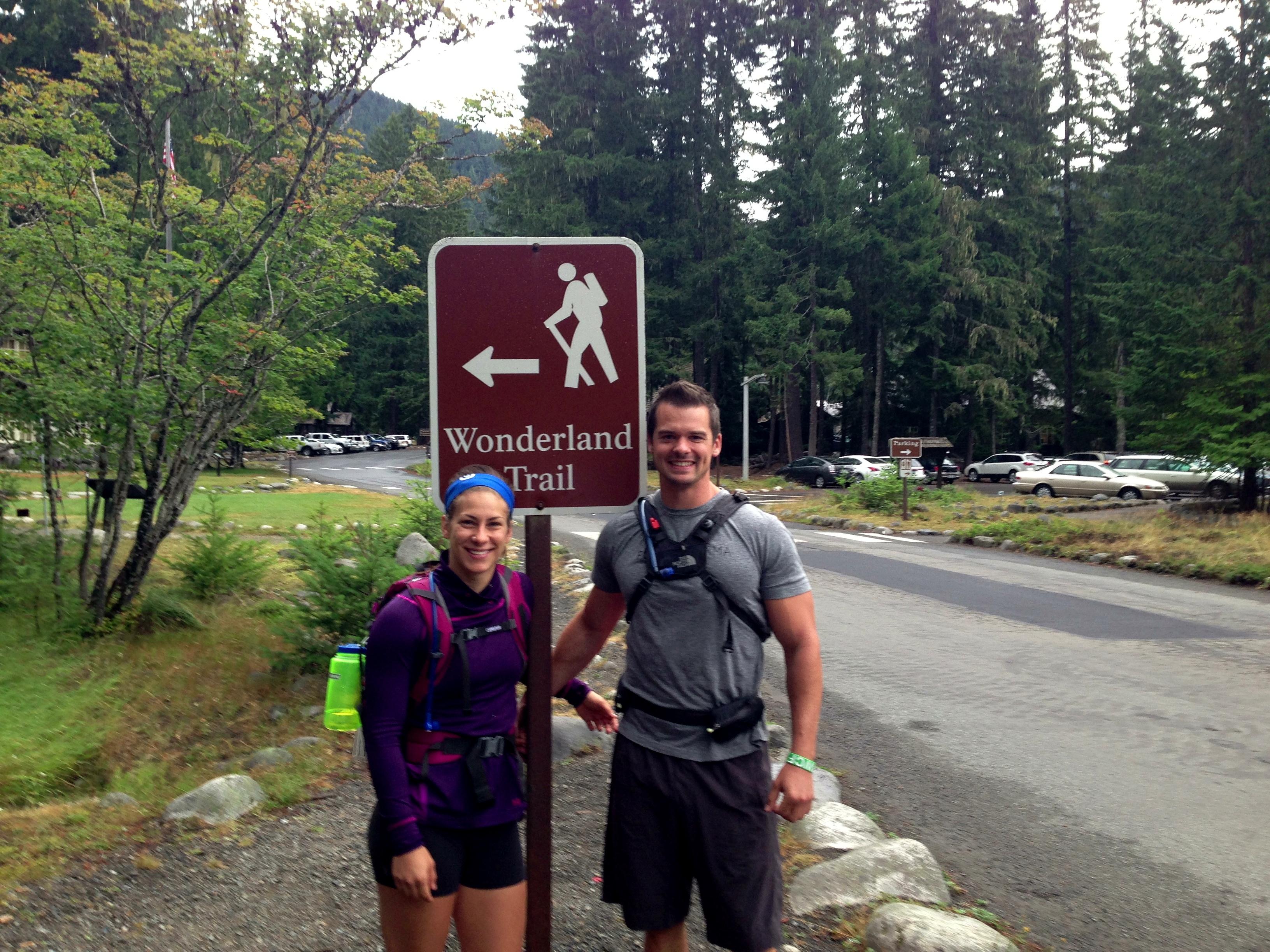 Wonderland trail 2013