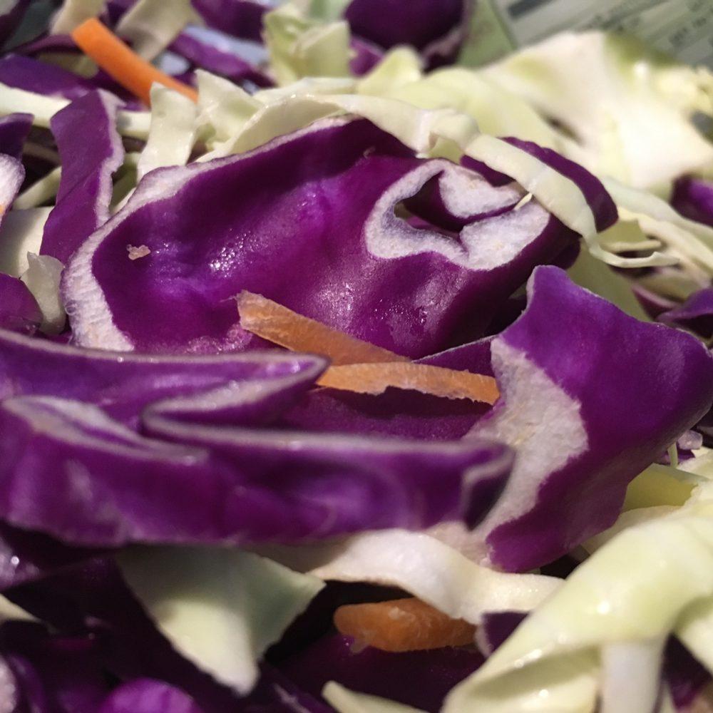 Meal Prep – Cabbage Slaw