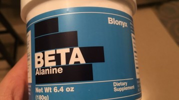 Blonyx Beta Alanine Review