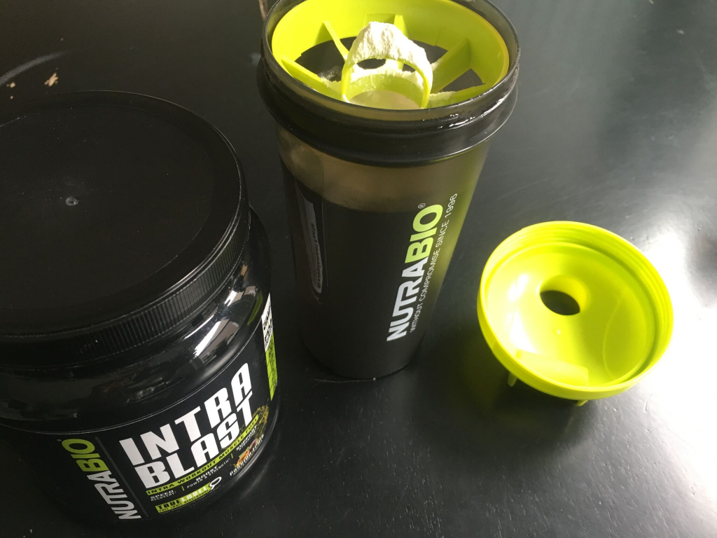 Intra Blast and shaker