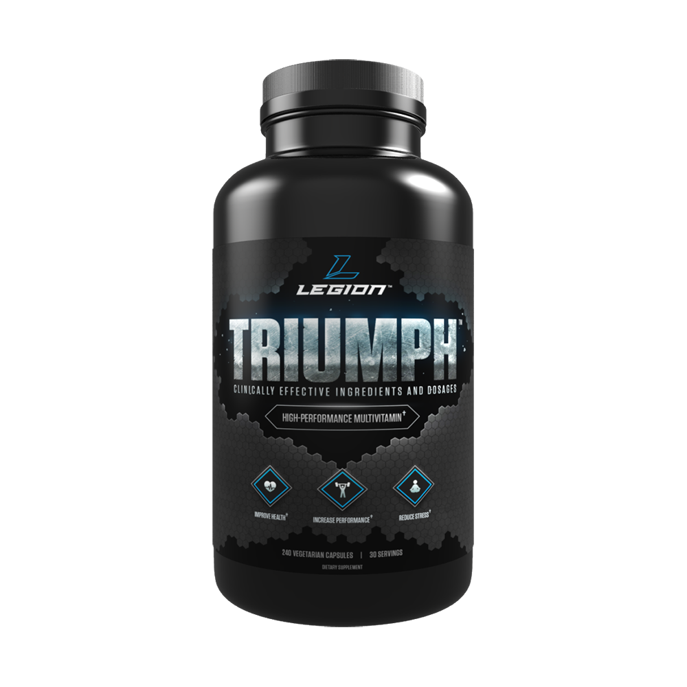 Triumph Multivitamin Review