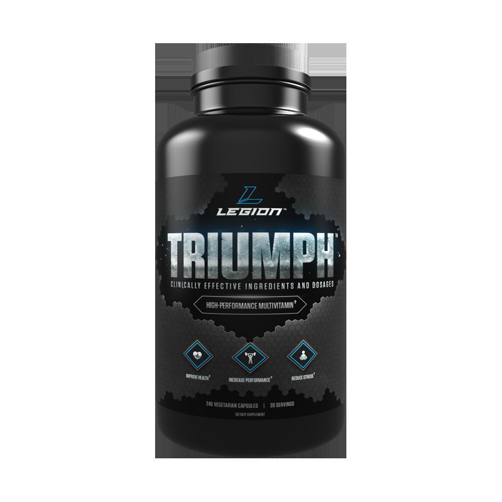 Triumph Multivitamin Review