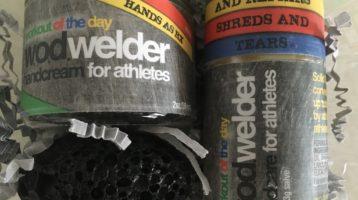 Wod Welder Hand Care