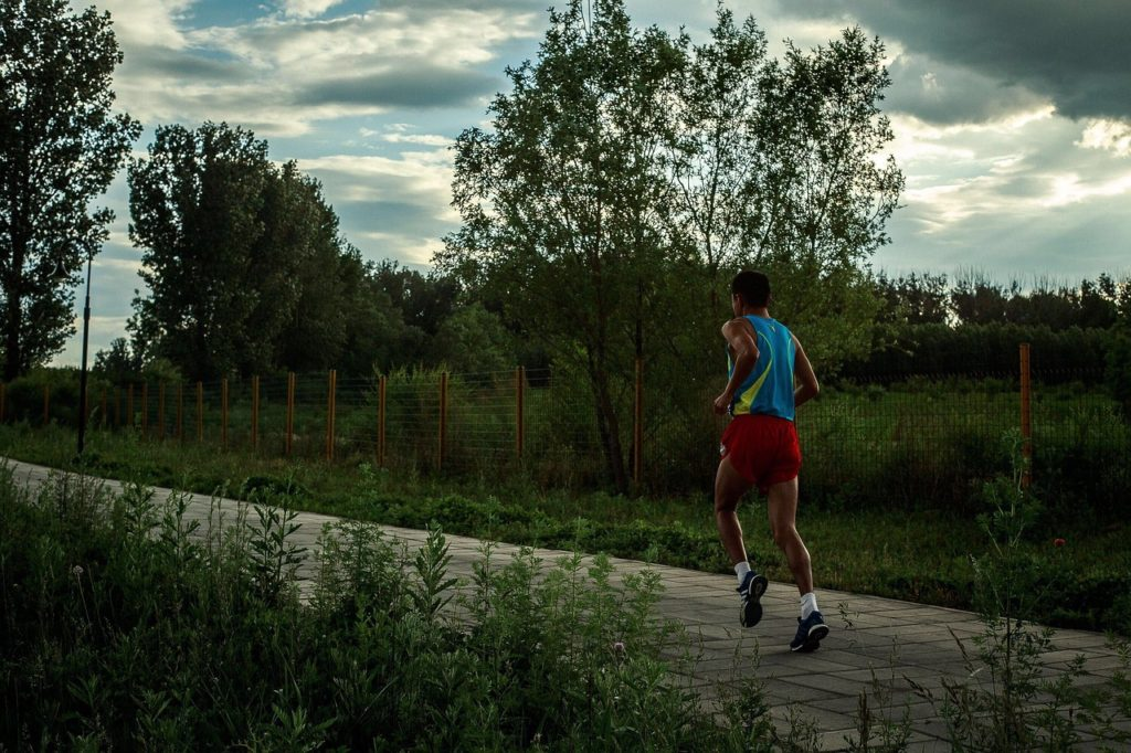 Tips for running in the morning
