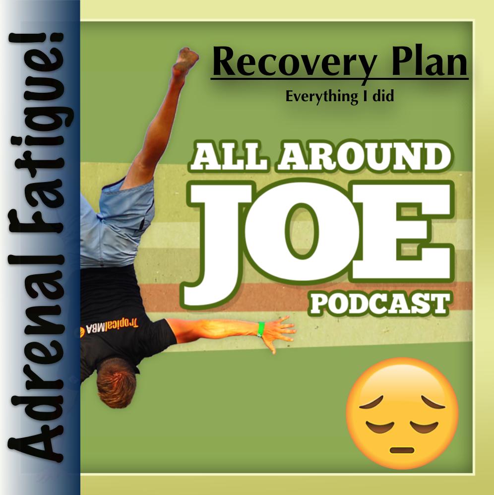 AAJ 077: Adrenal Fatigue Recovery Plan