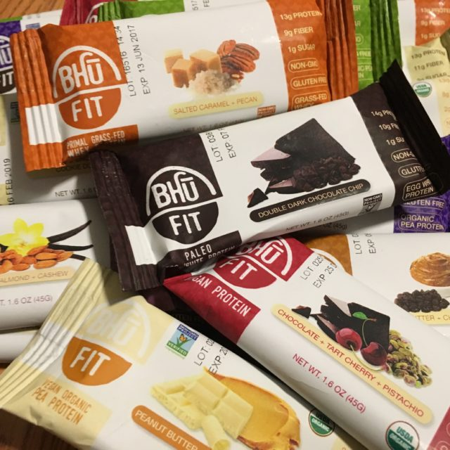 BHU Fit Bars Review – Vegan, Primal, and Paleo Protein Bars