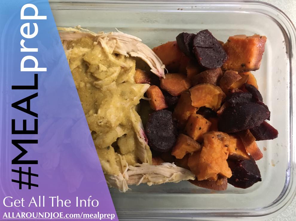 Meal Prep Sunday – Mango Coconut Chicken / Chicken Quesadillas