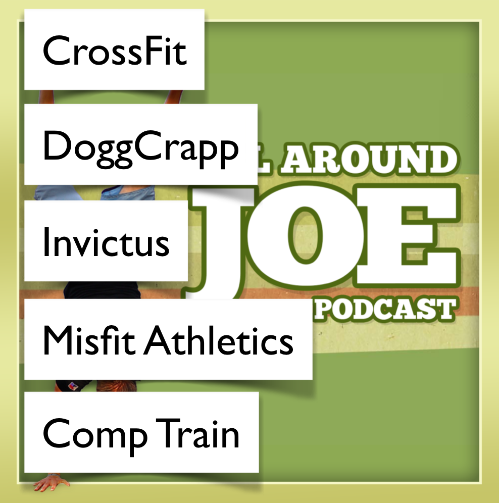 AAJ 078: My new CrossFit training program to get results faster