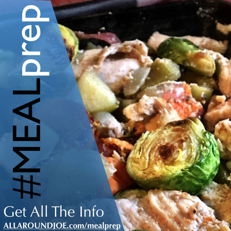 Meal Prep Sunday – Chicken Apple Sauté