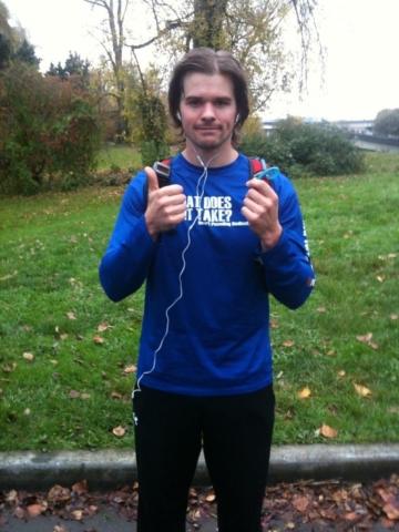 Run around Lake Washington