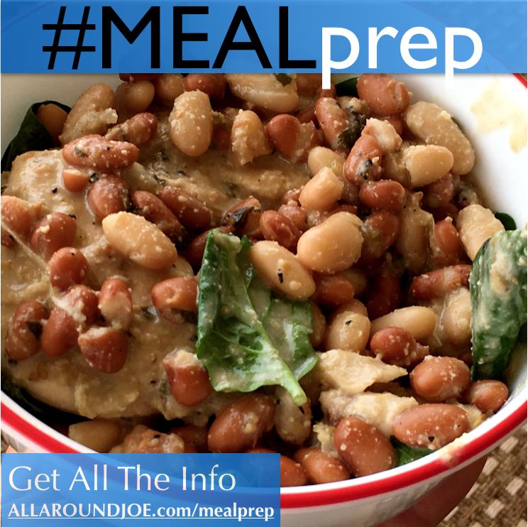 Meal Prep Sunday – Slow Cooker Salsa Verde Chicken