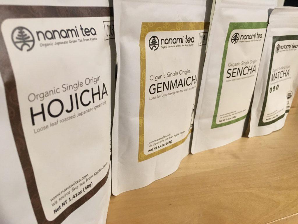 Nanami green Tea