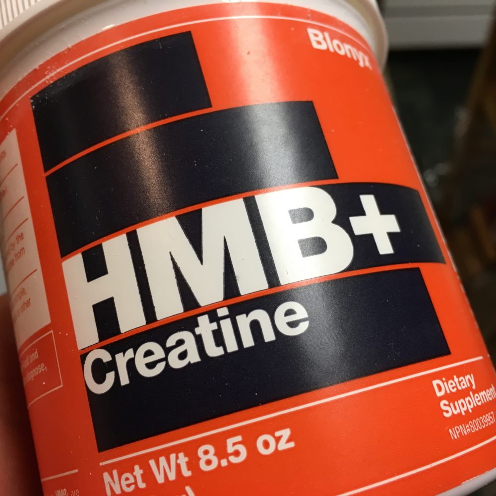 Blonyx HMB + Creatine review