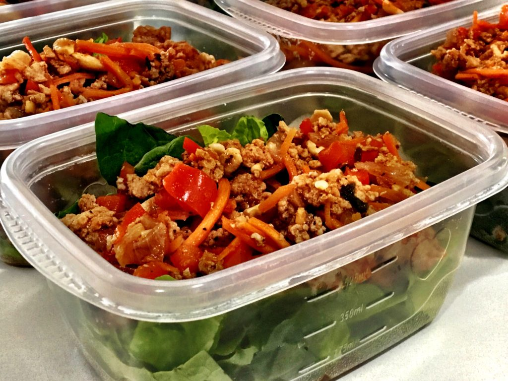 Tasty Asian Salad