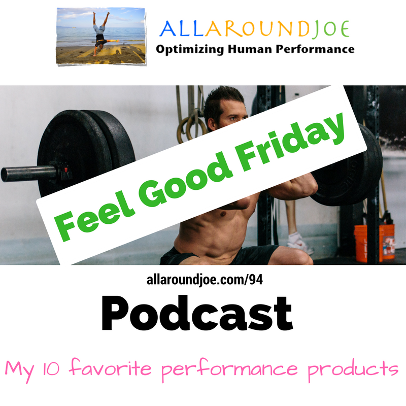 Feel Good Friday – Ready for pain