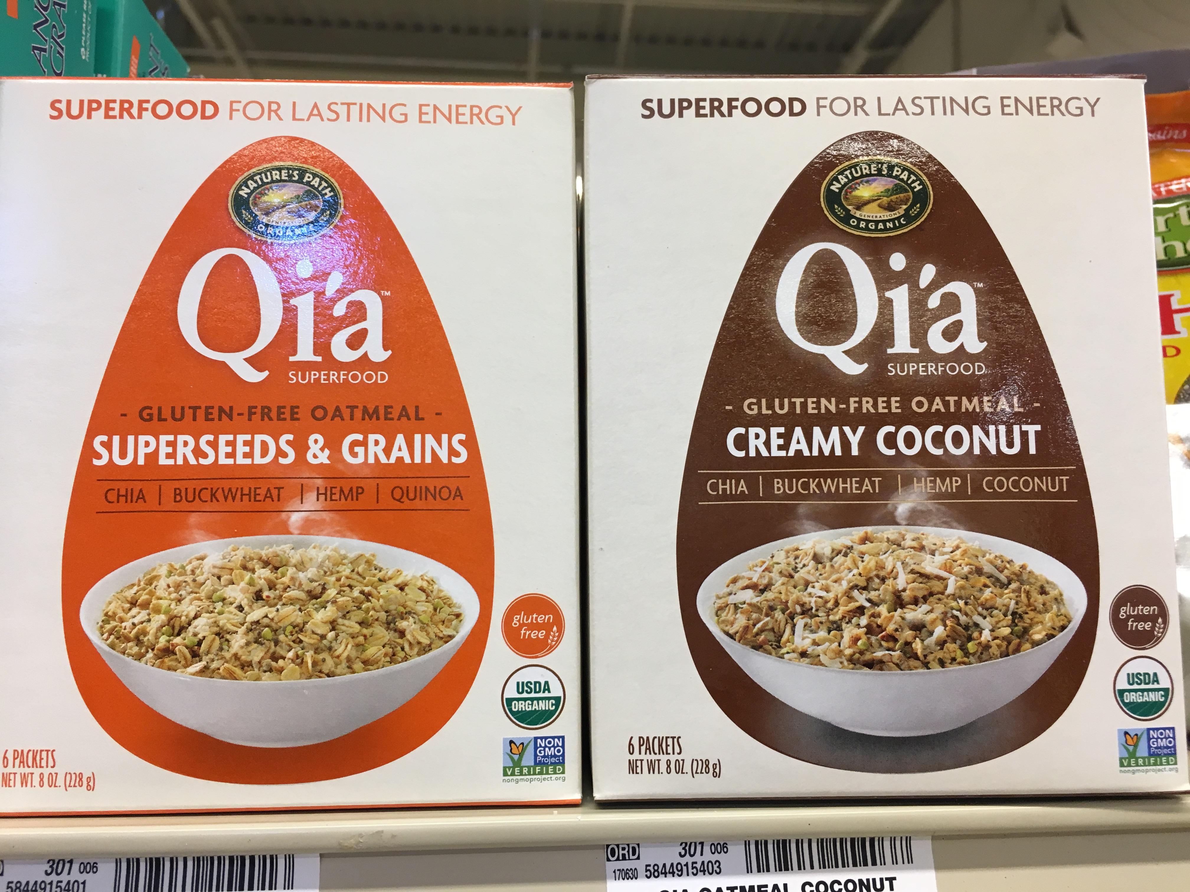 Qia Superfood Oatmeal