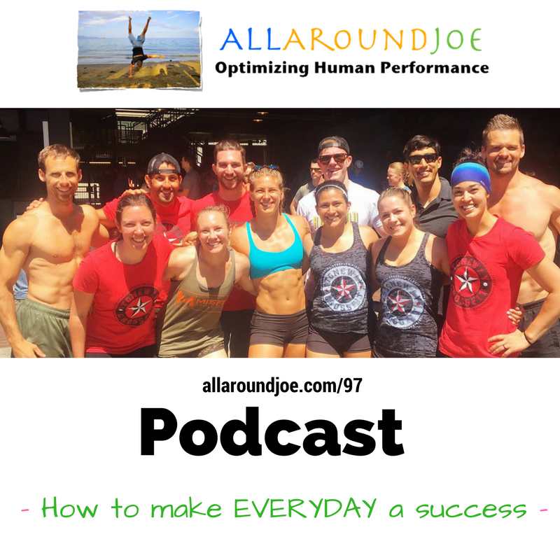 AAJ 097: How to make everyday a success