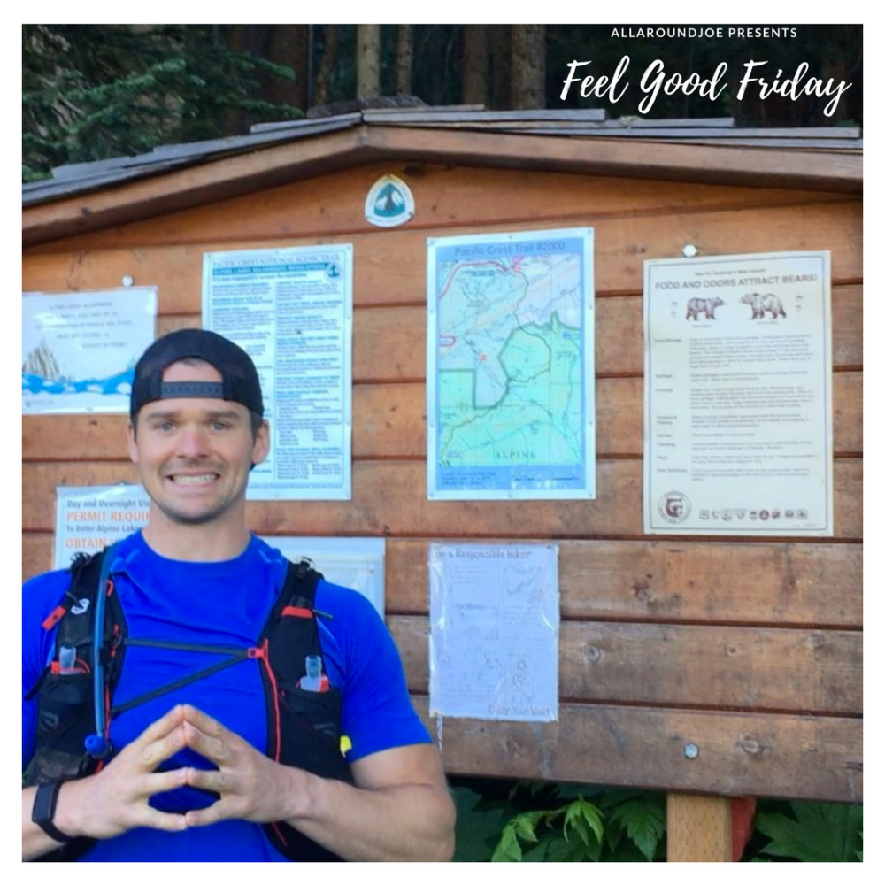Feel Good Friday – Mission accomplished!