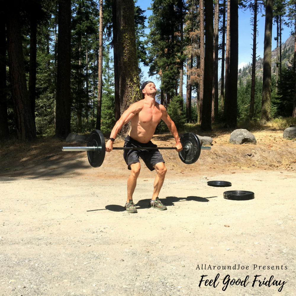 Feel Good Friday – Whenever, wherever