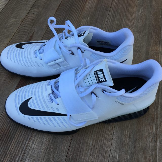 Nike Romaleos 3 weight lifting shoe Review