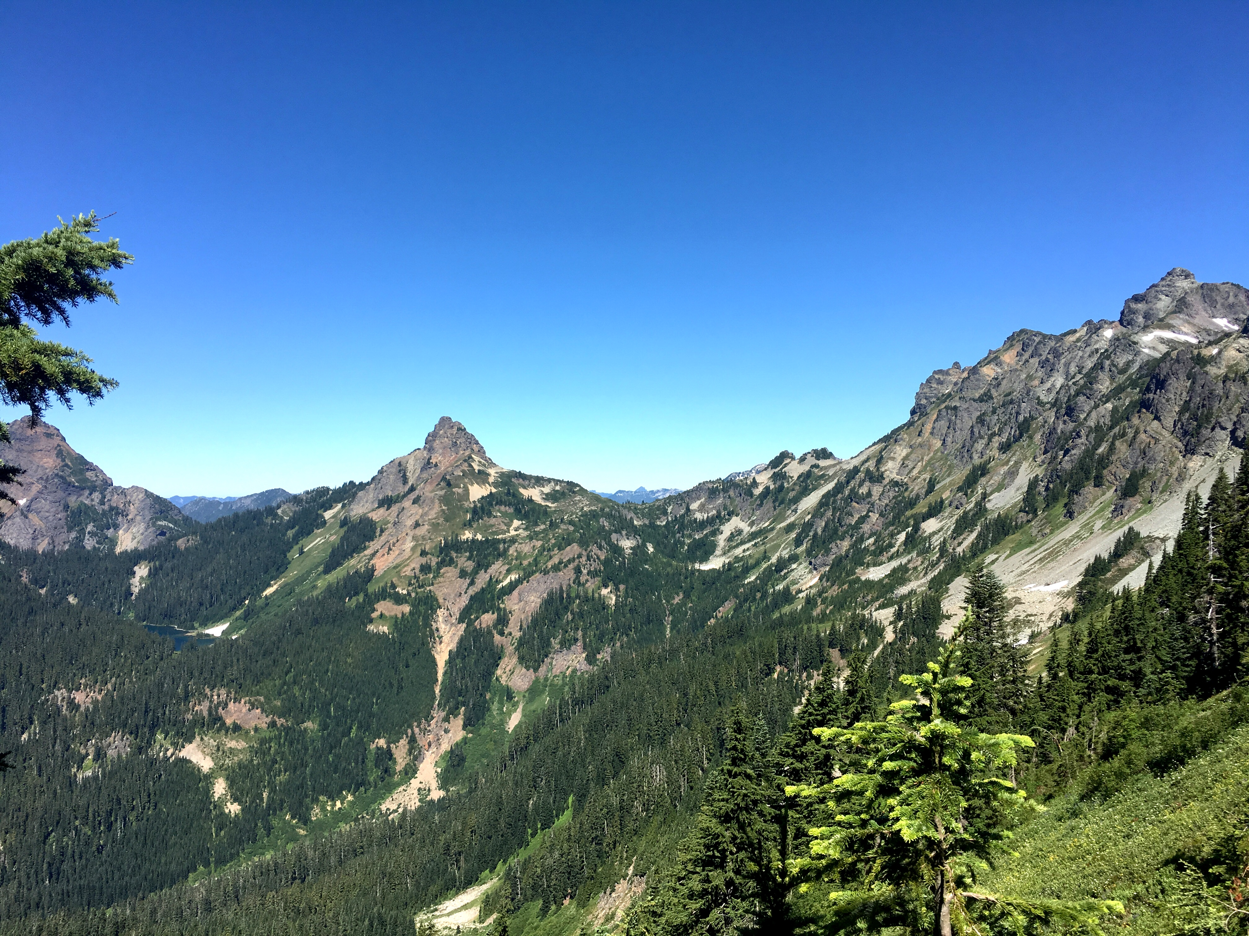 Attacking the Ridgeline Stevens Pass to Snoqualmie Pass