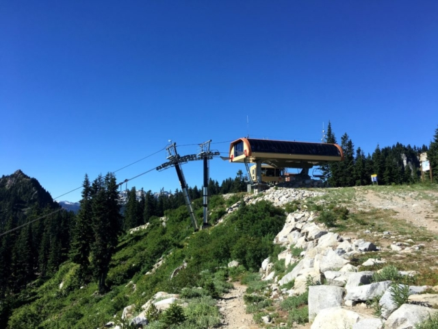 Backside of Stevens Pass to Snoqualmie Pass adventure