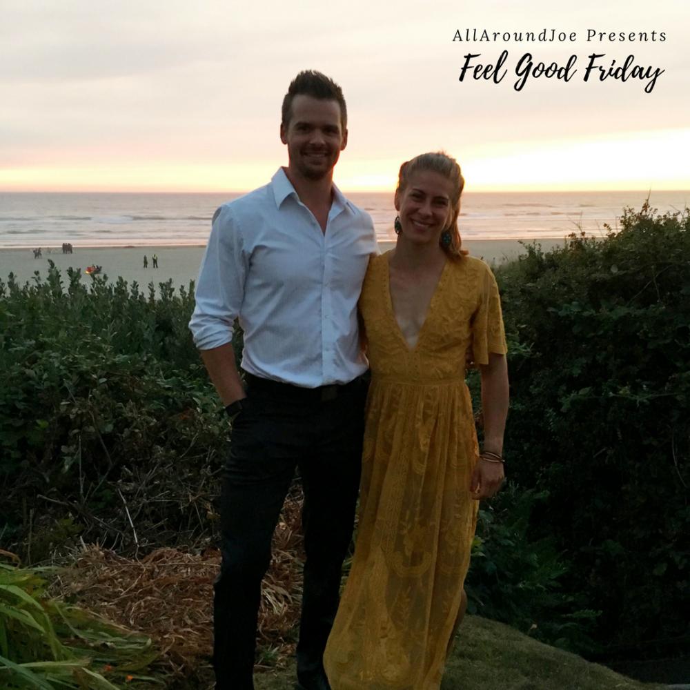 Feel Good Friday – Where's the rain…