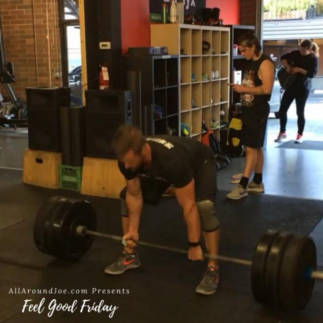 Feel Good Friday – Breath Deeply
