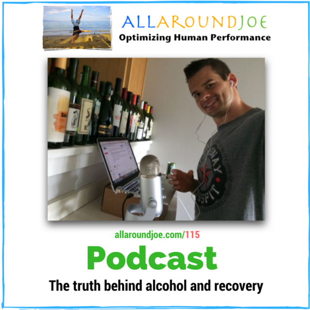 AAJ 115: The truth behind alcohol and recovery