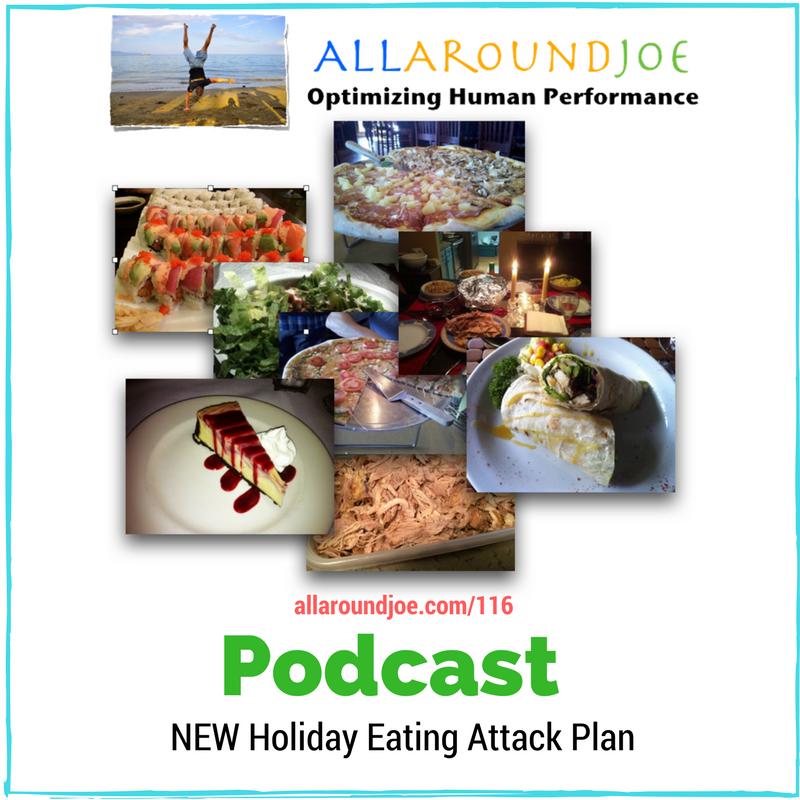 AAJ 116: New Holiday Eating Attack Plan