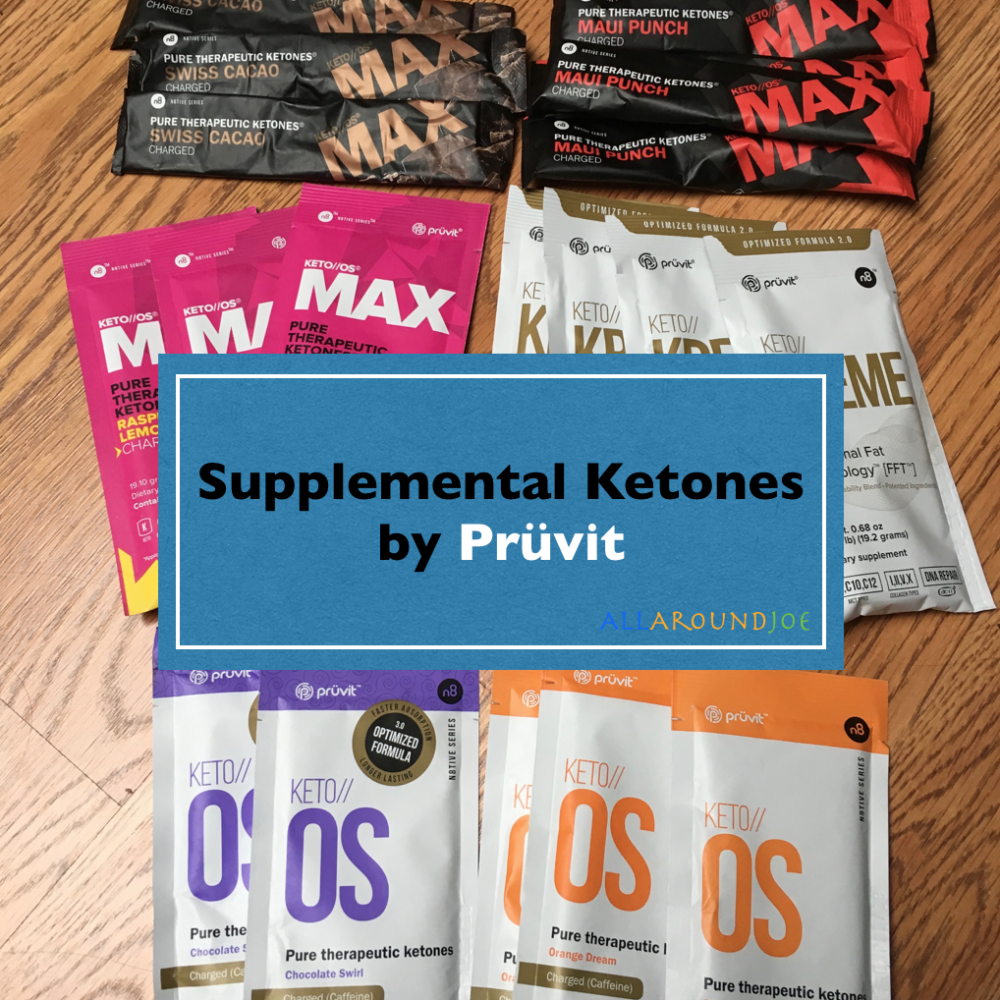 Supplemental Ketones by Prüvit