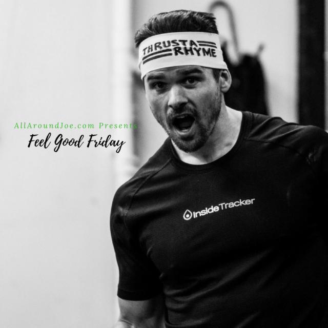 Feel Good Friday – CrossFit, Yoga, and the Multi-Vitamin