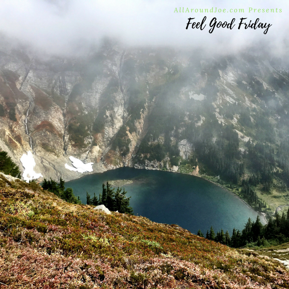 Feel Good Friday – Your Mind, Creativity, and Extreme Endurance