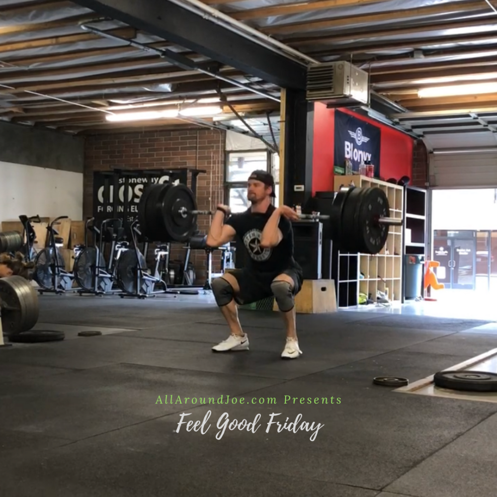 Feel Good Friday – Stressing Out, 4-Hours of Work, & Brain Food