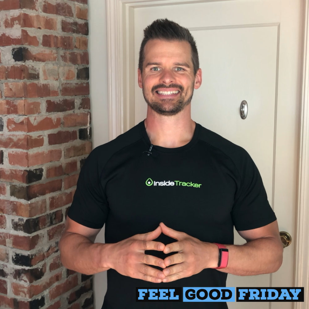 Feel Good Friday – DO IT NOW – Ketones, and more…