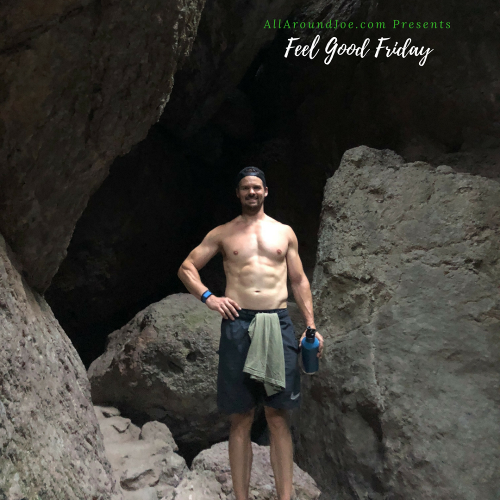 Feel Good Friday - Eat healthy on a budget & Creating Magic with Joe Bauer
