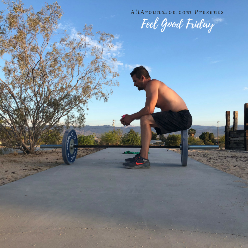Feel Good Friday – Personalized Probiotics, Hot Barbells, and Your Routine for Success