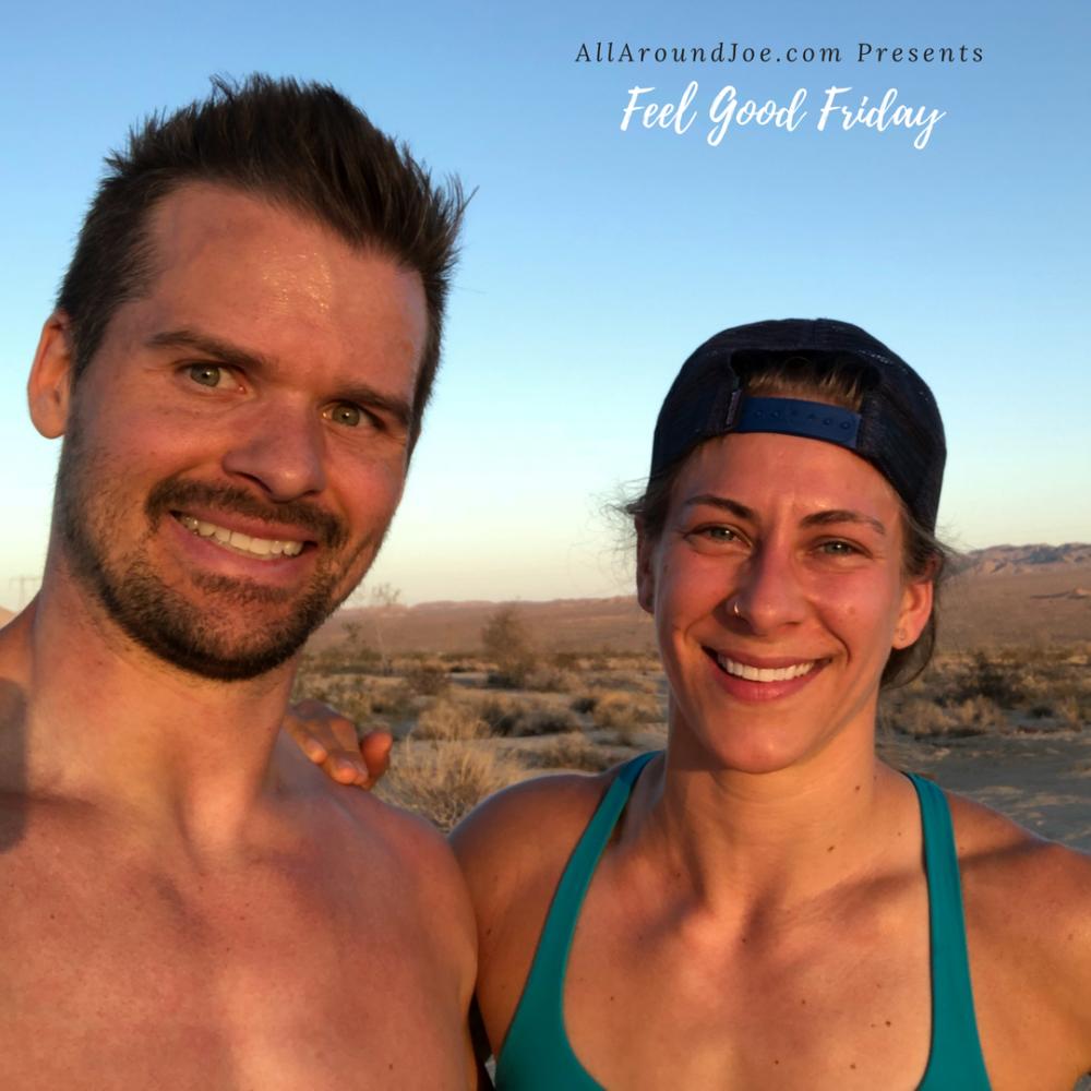 Feel Good Friday – Tenzo Tea – CrossFit Murph – TRAFFIC