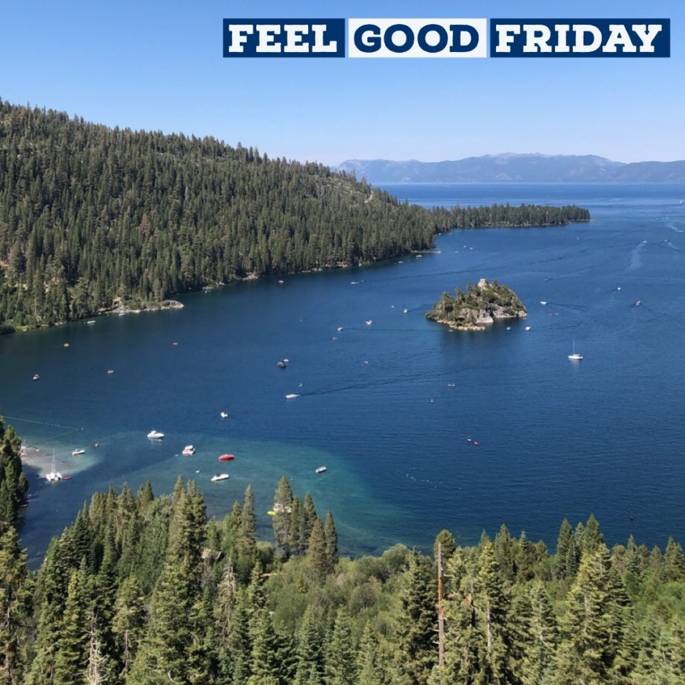 Feel Good Friday - Track It - Notice It - Run It! With Joe Bauer